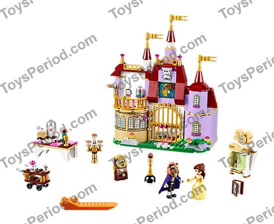 NISB LEGO DISNEY PRINCESS 41067 Belle's Enchanted Castle FACTORY Sealed