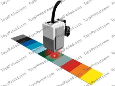 LEGO 45506 EV3 Color Sensor Set Parts Inventory and