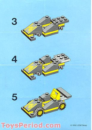 Lego Race Car Instructions