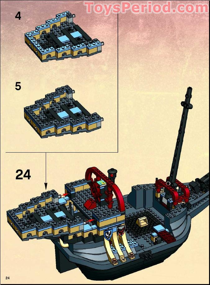 Lego 4768 1 The Durmstrang Ship Set Parts Inventory And Instructions Lego Reference Guide When we first hear of it, it is run by headmaster professor karkaroff. lego 4768 1 the durmstrang ship set