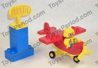lego duplo plane instructions