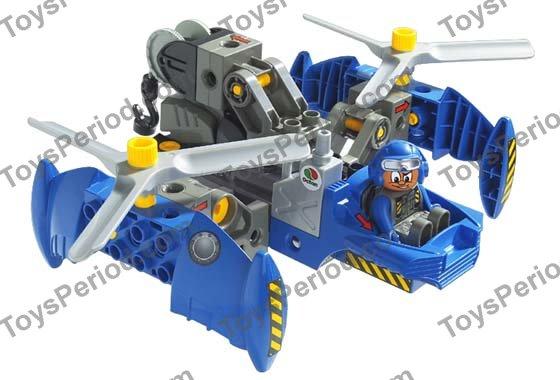 LEGO 3589 Chopper Image 4