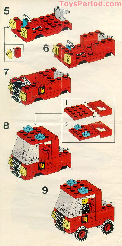 lego smart car instructions