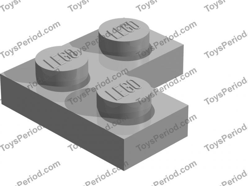 Plates 500g-Packs Platte 2 x 2 Ecke Used LEGO® 2420