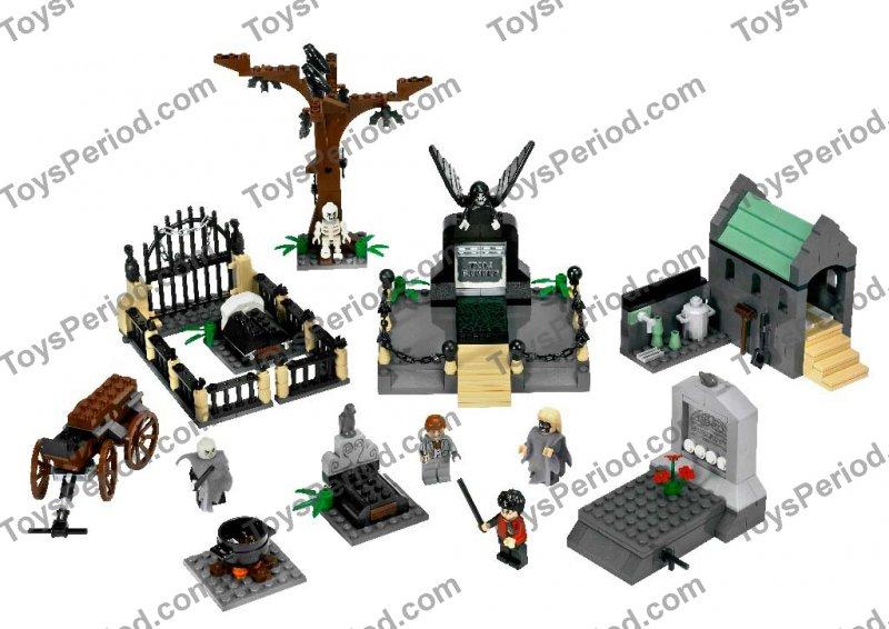 Hippogriff /'Buckbeak/' Wing LEGO 4766 HARRY POTTER Black