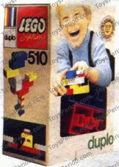 Lego 510 3 Building Set Set Parts Inventory And