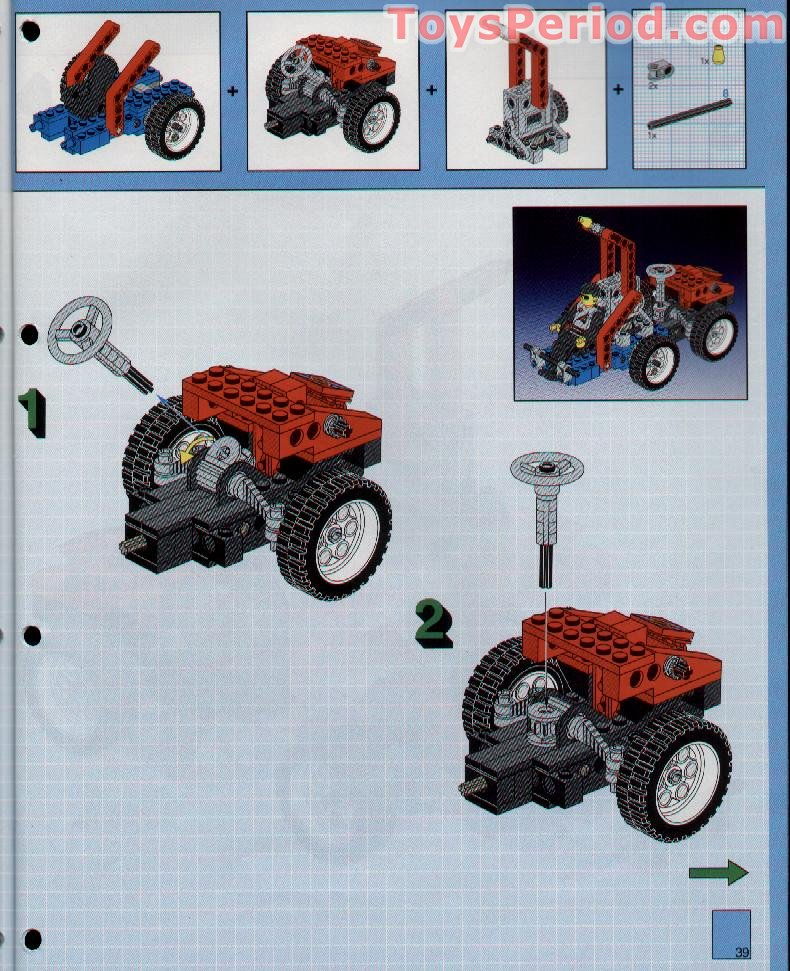 Lego 8244 Convert Ables Set Parts Inventory And Instructions Lego