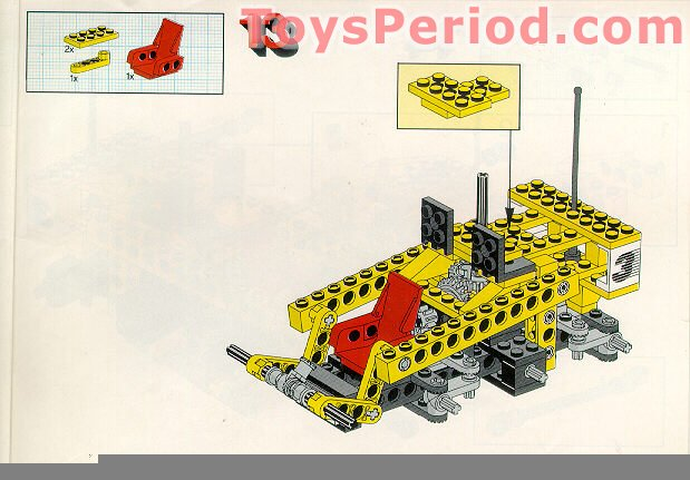 lego 4 wheeler instructions