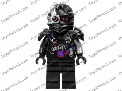LEGO Ninja Samurai Parts Minifigure Headgear Torso Choose Model
