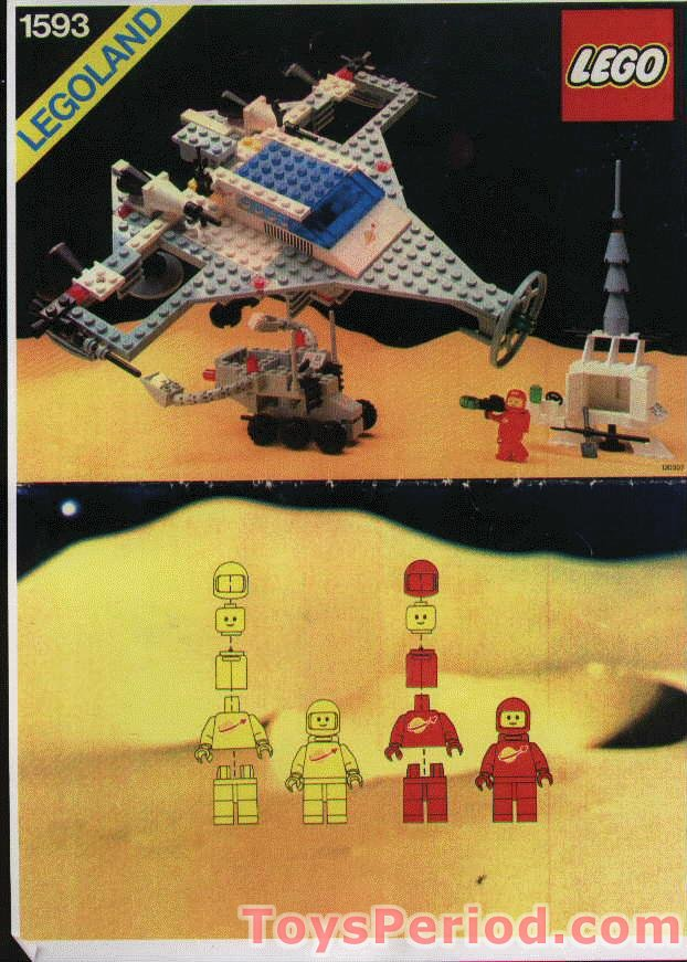 Lego 1593 super model set parts inventory and instructions for Modele maison lego classic