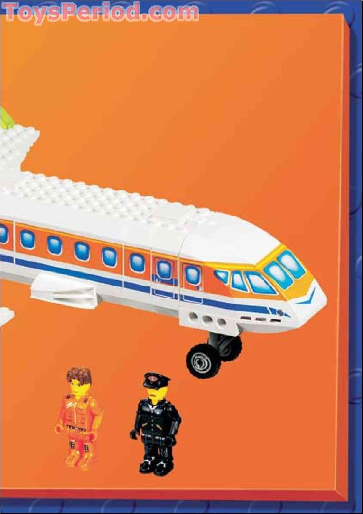 LEGO 4619 A.I.R. Patro...