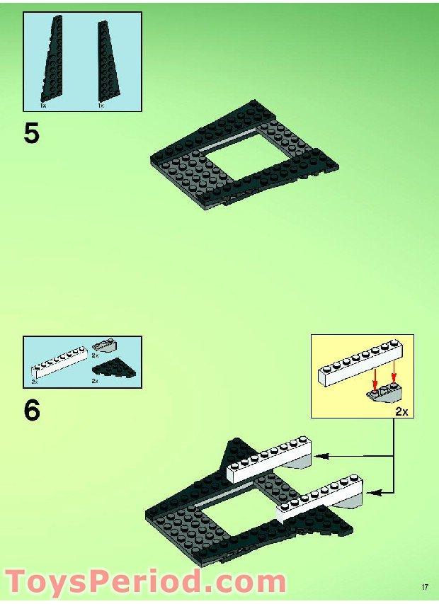 LEGO 8X Eight DARK GRAY Double Convex 2x2 Slope 45° degree CORNER part# 3045 EX!