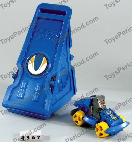 Lego Racers Surfer 4567