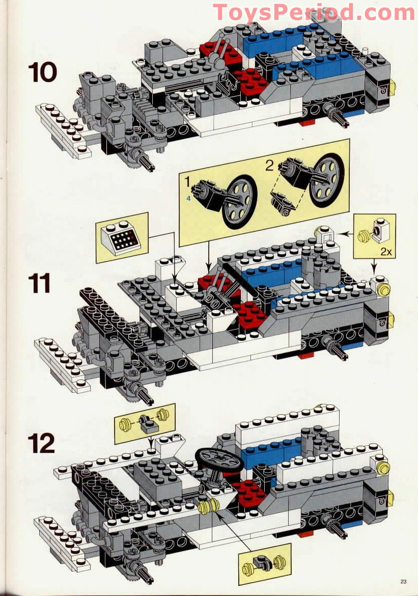 lego 5580 highway rig set parts inventory and instructions lego reference guide. Black Bedroom Furniture Sets. Home Design Ideas