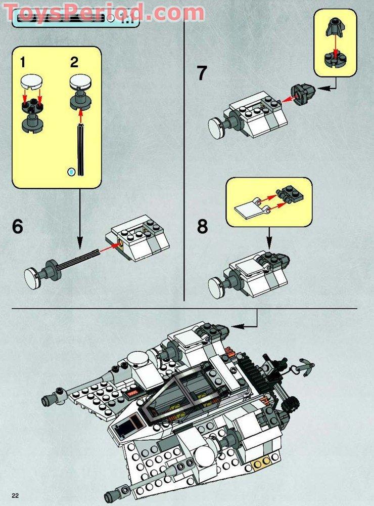 lego star wars hoth instructions