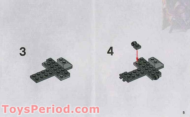 lego star wars imperial dropship instructions