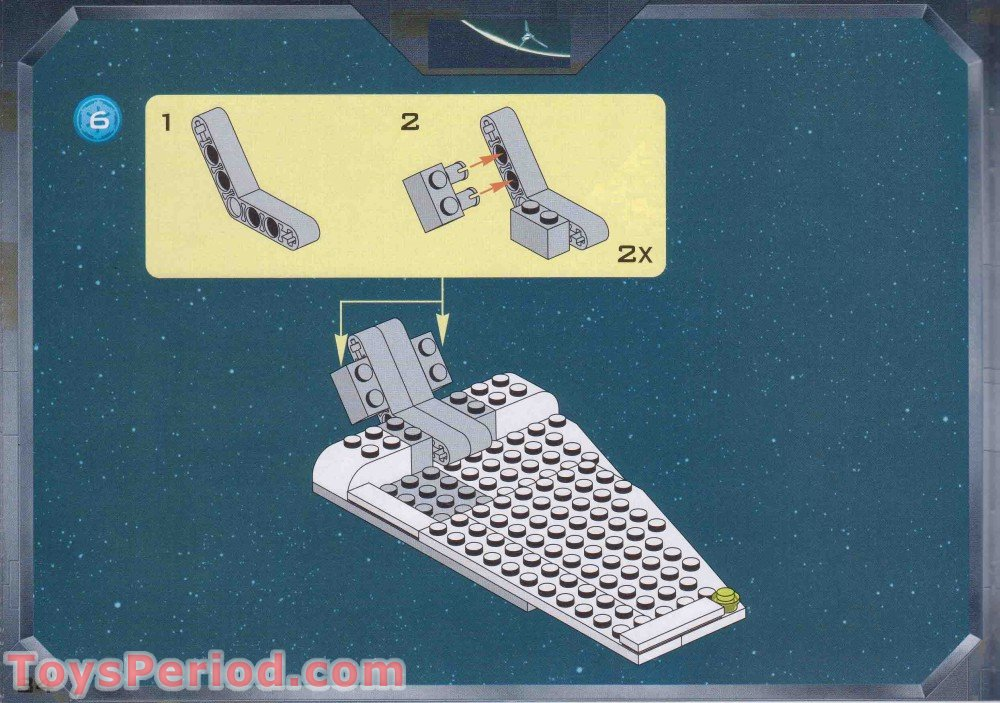 lego star wars imperial shuttle instructions