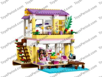 Lego Friends 41037 Instructions 2 User Guide Manual That Easy To