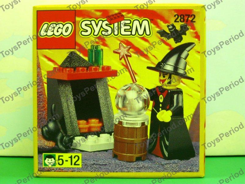 LEGO Translucent Red Minifig Castle Magic Wand Accessory
