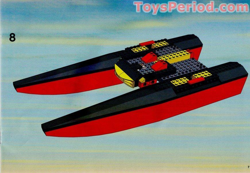 lego boat motor instructions