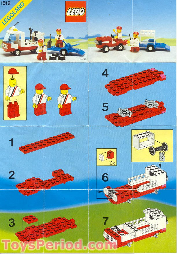 how to build a lego sports car step by step