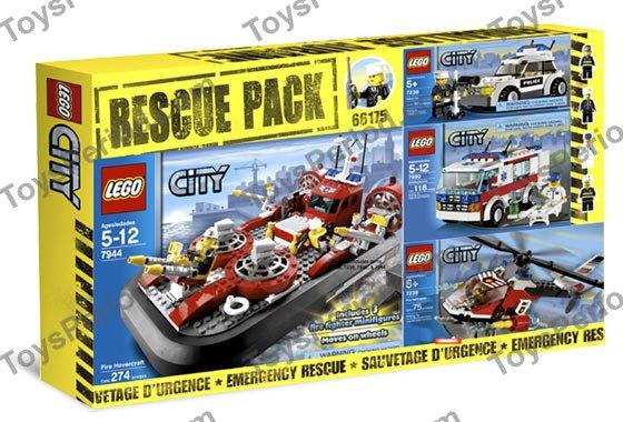 lego ambulance 7890 instructions