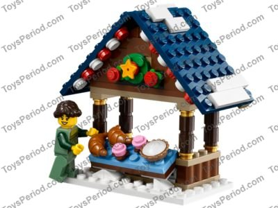 lego 10235 winter village market set parts inventory and rh toysperiod com
