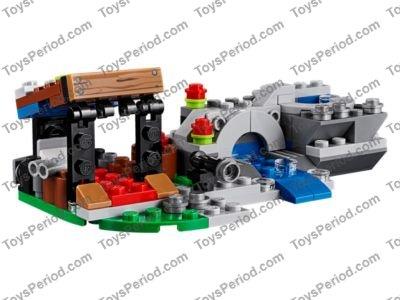 Lego Hose Reel Assembly Base P//N 2584