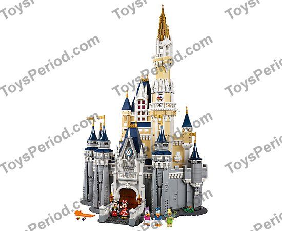 Lego 2x Castle Red Right white Left Legs White Hips NEW
