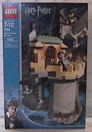 LEGO 4753 Sirius Black's Escape Image 3