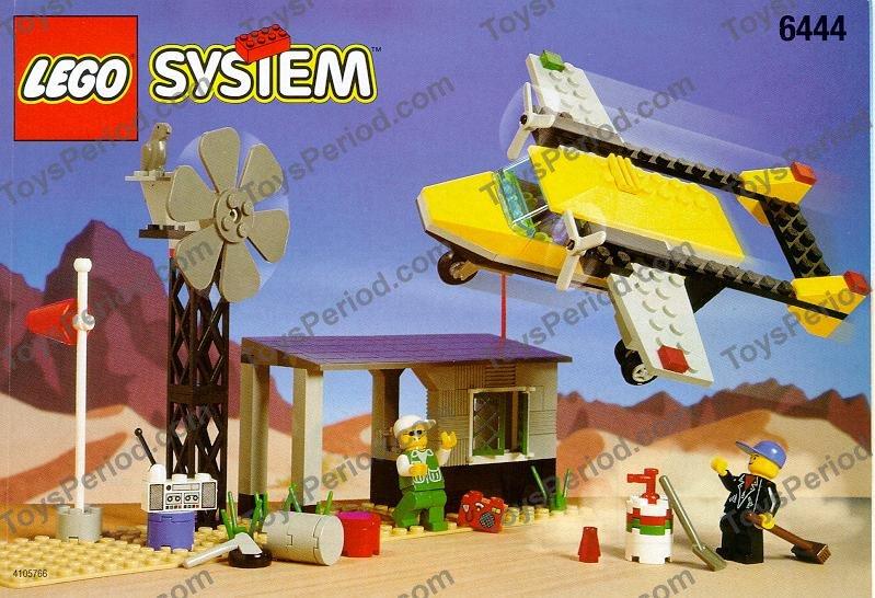part no 3853 Lego Window 1 x 4 x 3 in Tan
