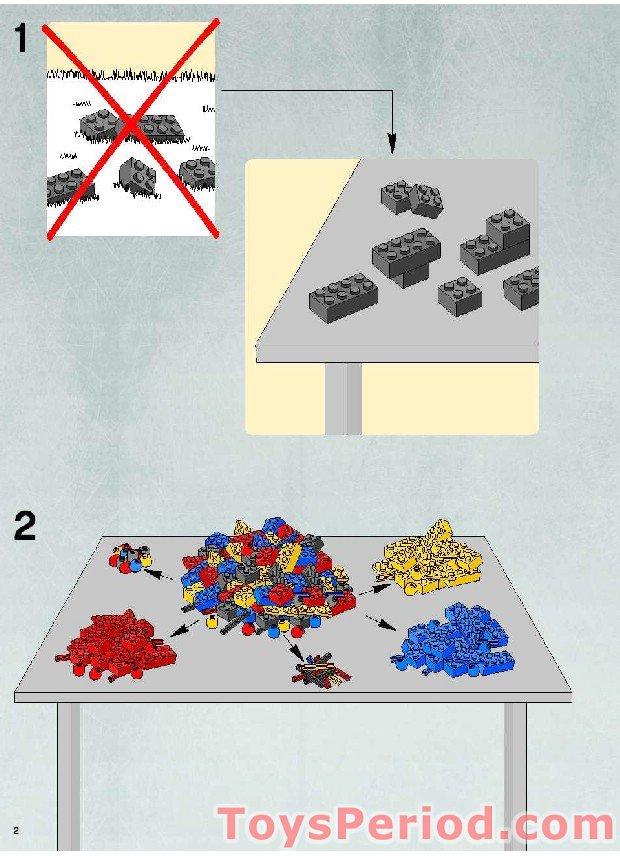lego star wars tank instructions