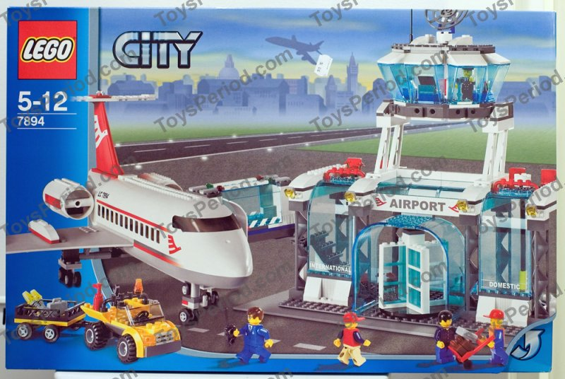 LEGO 7894-1 Airport Image 4