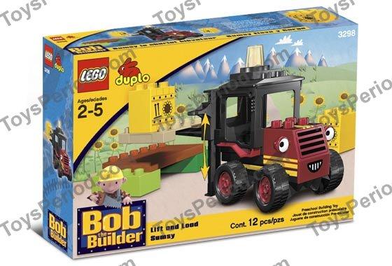 bob the builder duplo instructions