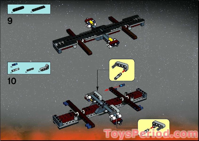 lego star wars clone turbo tank instructions