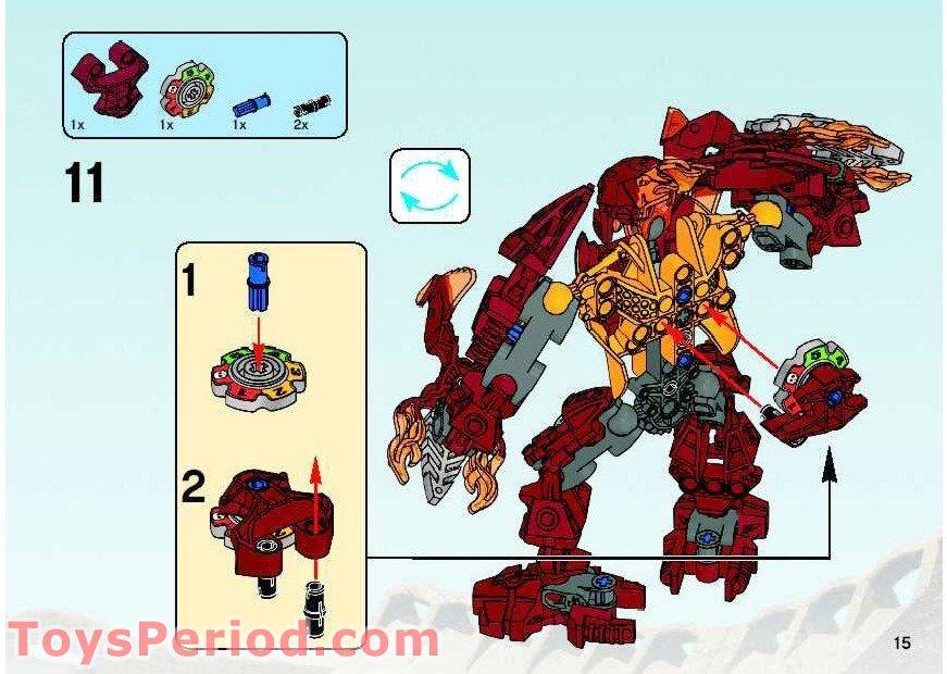 Lego Bionicle 8979 Malum