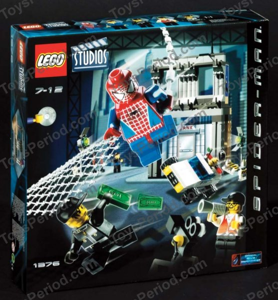 lego spider man 3 sets - photo #9