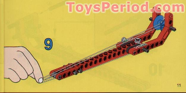 lego technic dragster instructions