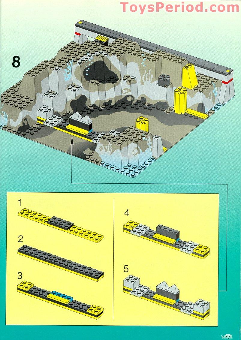 Suction Cup Gun Utensil Trans-Green LEGO Minifig