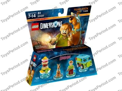 lego dimensions scooby doo instructions