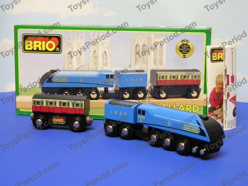 brio 33413 mallard high speed wooden train new swedenMallard Train Toy