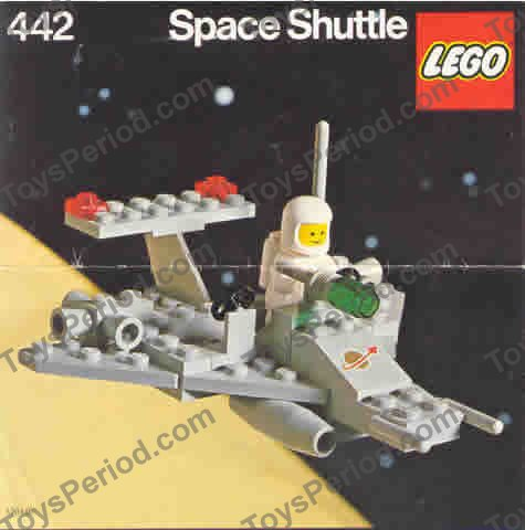 lego space shuttle parts - photo #4
