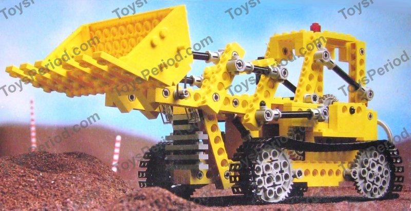 Lego Expert Builder