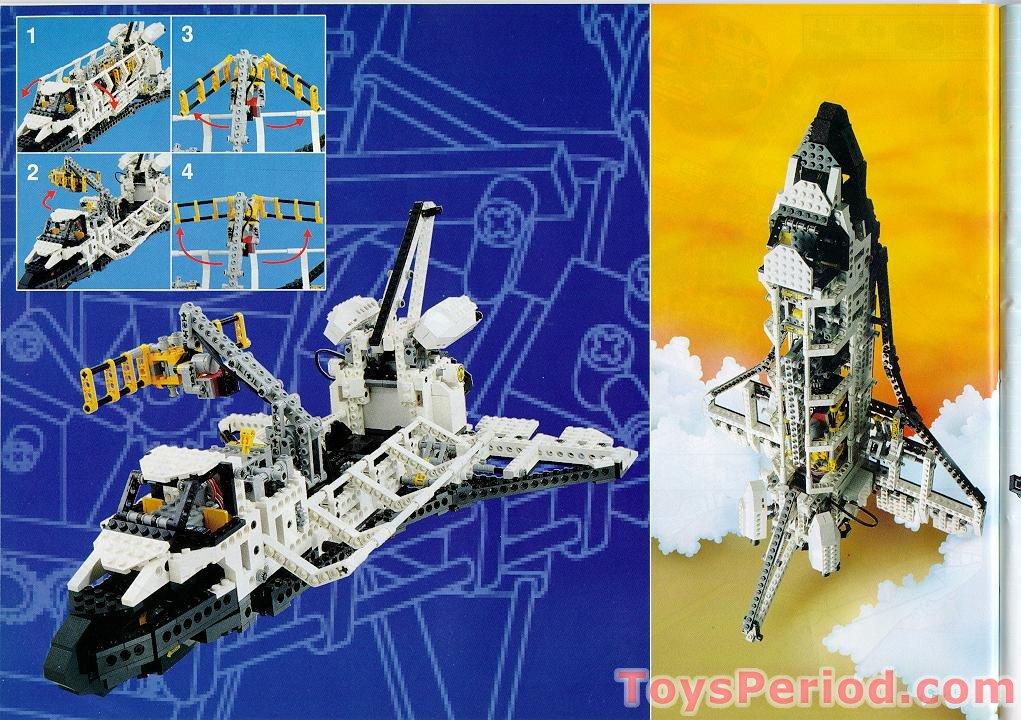 lego space shuttle bricklink - photo #1