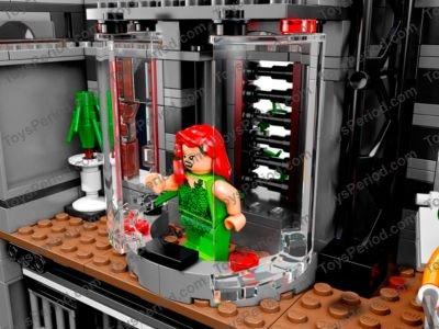 Lego 10937 Batman Arkham Asylum Breakout Set Parts Inventory And