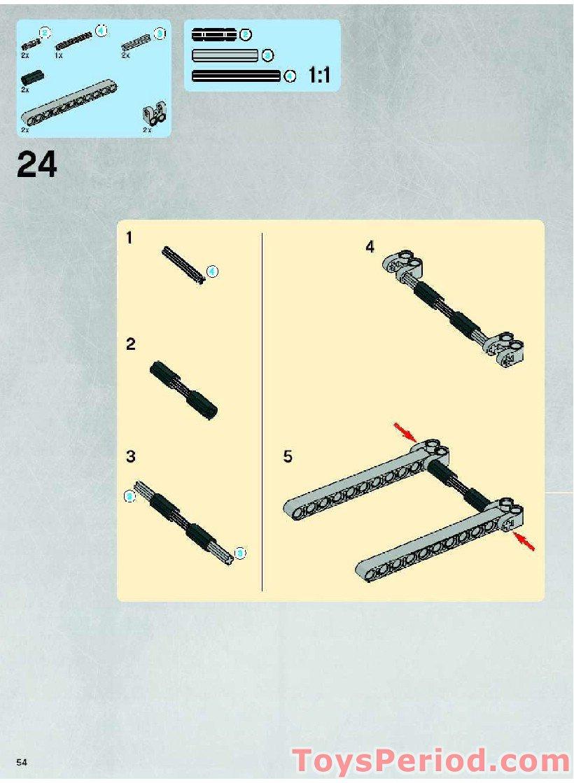 lego star wars twilight instructions
