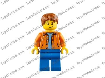 LEGO 60057 Camper Van Set Parts Inventory and Instructions - LEGO ...