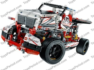 lego technic 42000 instructions
