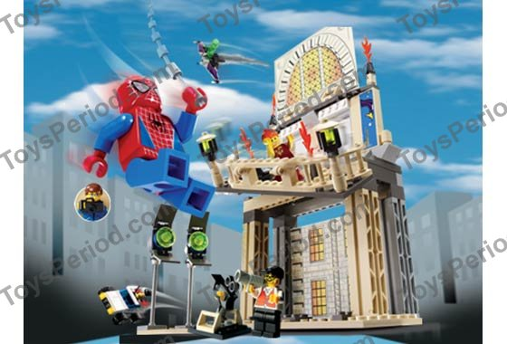 lego spider man 3 sets - photo #38