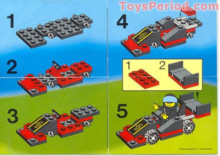 lego 1517 race car set parts inventory and instructions lego reference guide. Black Bedroom Furniture Sets. Home Design Ideas